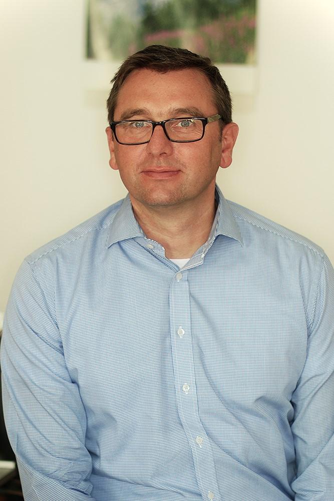 Markus Schmidt  Geschäftsführer